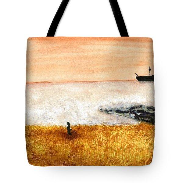 Ocean Mist 3 Tote Bag