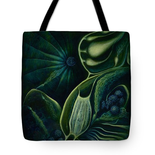 Ocean Mother Tote Bag