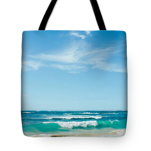 Tote Bag featuring the photograph Ocean Of Joy by Sharon Mau