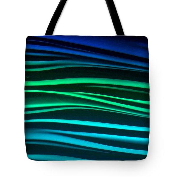 Ocean Tote Bag by Ranjini Kandasamy