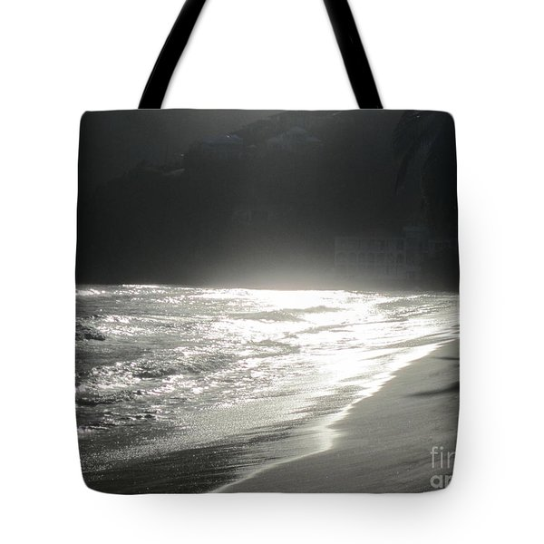 Tote Bag featuring the photograph Ocean Smile by Fiona Kennard