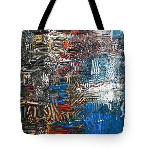 Ocean Tide Tote Bag