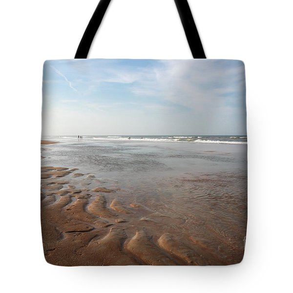 Tote Bag featuring the photograph Ocean Vista by Todd Blanchard