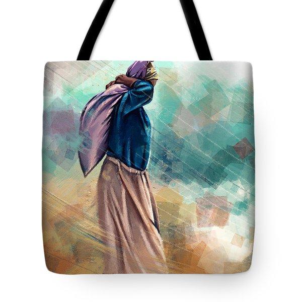 Ocean Work Tote Bag by Zdralea Ioana