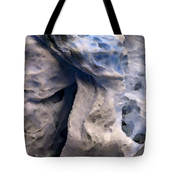 Oceans Edge Tote Bag by Gwyn Newcombe