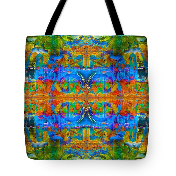 Oceans Of Love Tote Bag