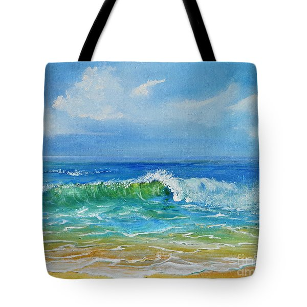 Oceanscape Tote Bag