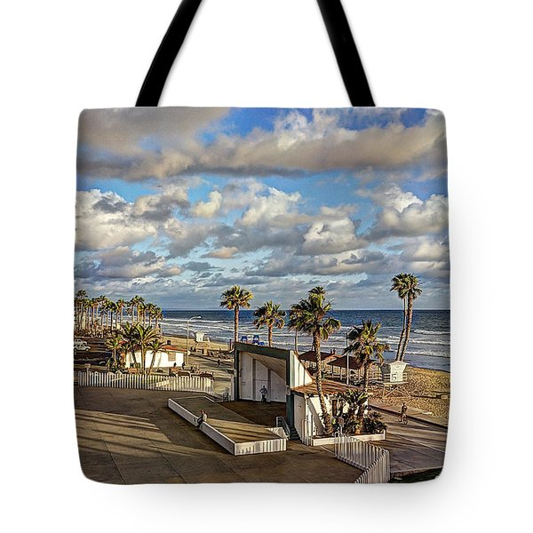 Oceanside Amphitheater Tote Bag