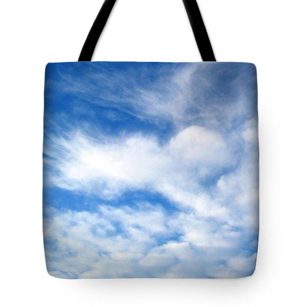 Angel Hugs Tote Bag