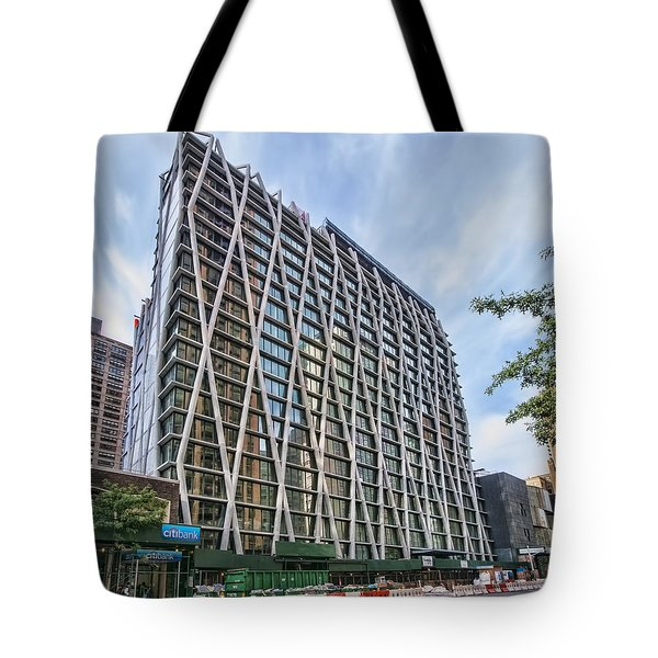 Oct 2014 Front View Tote Bag