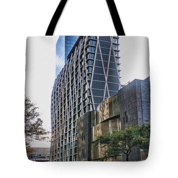 Oct 2014 Ne View Tote Bag