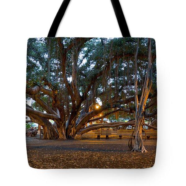 Octobanyan Tote Bag