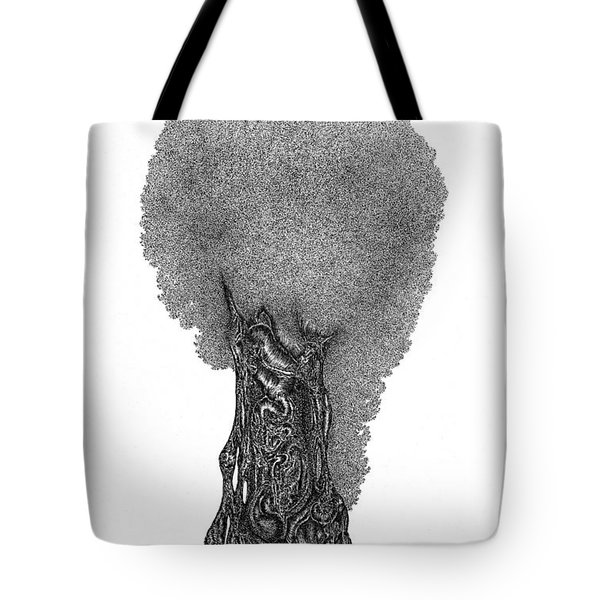 October '12 Tote Bag