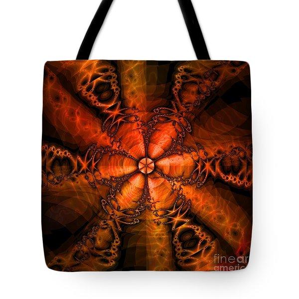 October Tote Bag