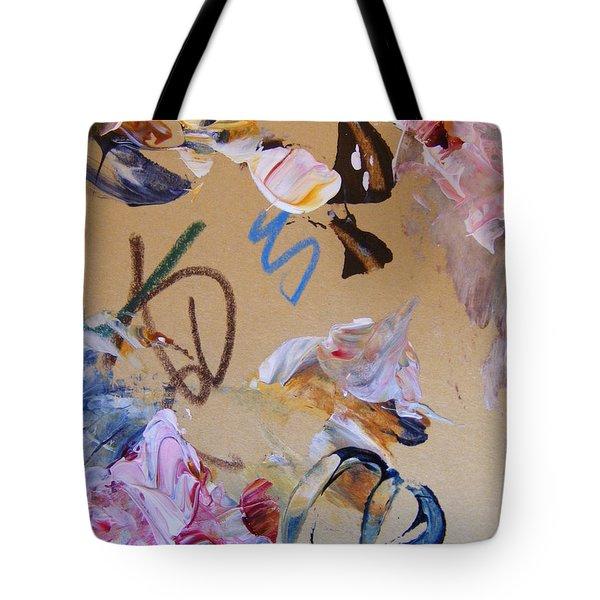 October Glow 3 Tote Bag by Nancy Kane Chapman