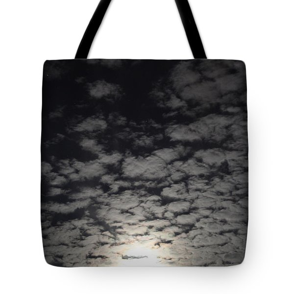 October Moon Tote Bag