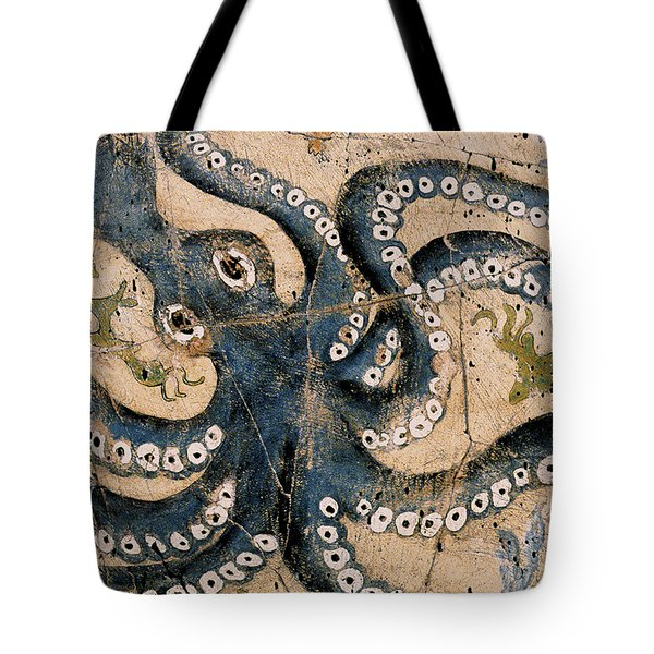 Octopus - Study No. 1 Tote Bag