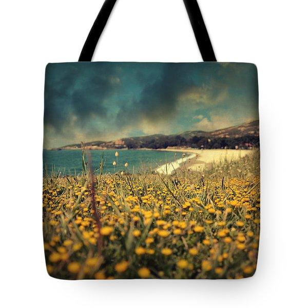 Ode To Melancholy Tote Bag by Taylan Apukovska