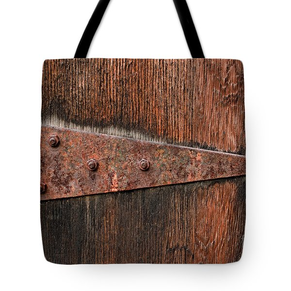 Ode To Odd Tote Bag by Sandi Mikuse