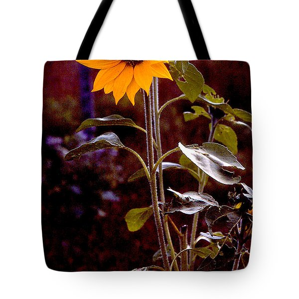 Ode To Sunflowers Tote Bag by Patricia Keller
