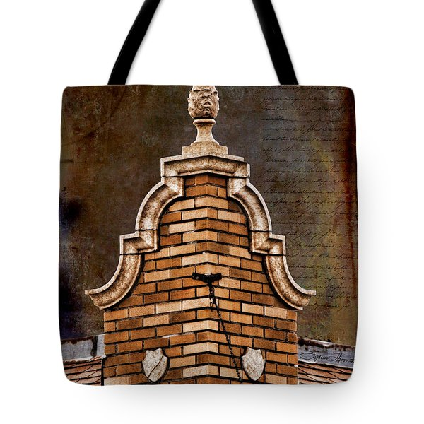 Odegards 2 Tote Bag