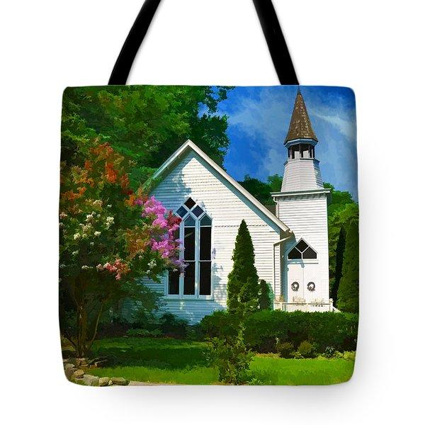 Oella Tote Bag