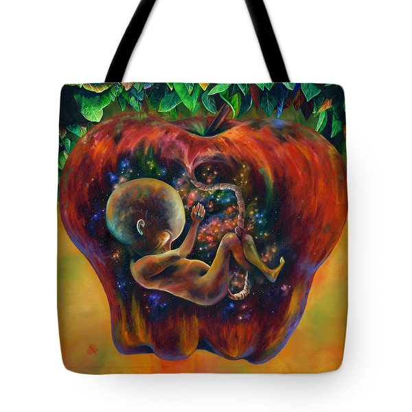 Of Knowledge Tote Bag by Kd Neeley