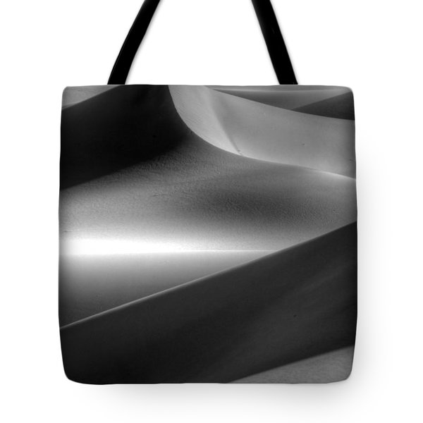 Of Light And Shadow Tote Bag by Bob Christopher