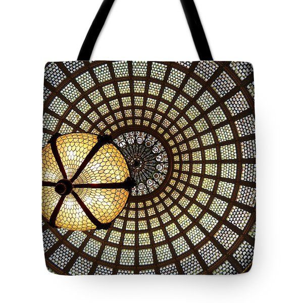 Of Lights And Lamps Tote Bag