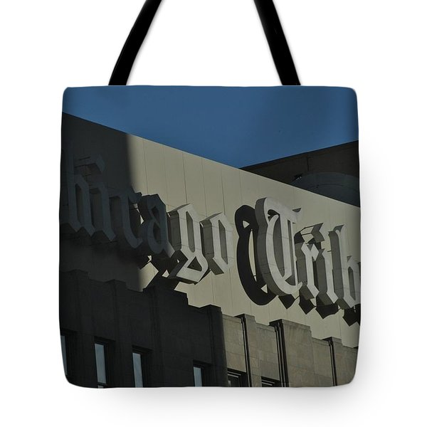 Of Record Tote Bag by Joseph Yarbrough