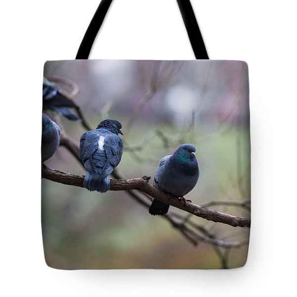 Of The Personal Opinion - Featured 3 Tote Bag by Alexander Senin