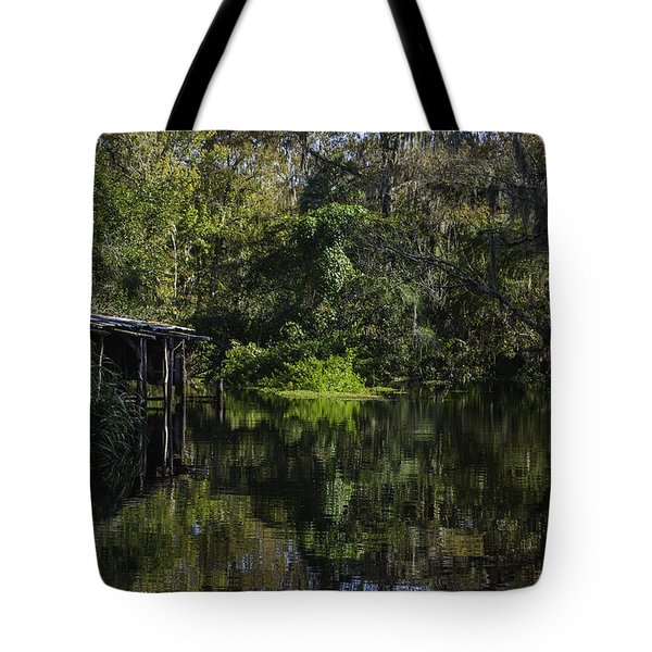 Off The Beaten Path Tote Bag by Judy Hall-Folde