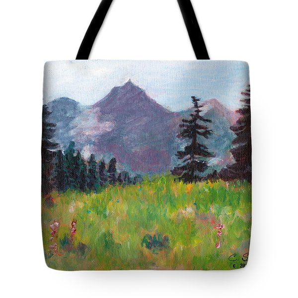 Off The Trail 2 Tote Bag