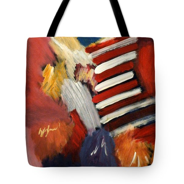 Off To Join The Circus Tote Bag