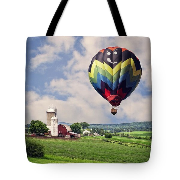 Off To The Land Of Oz Tote Bag