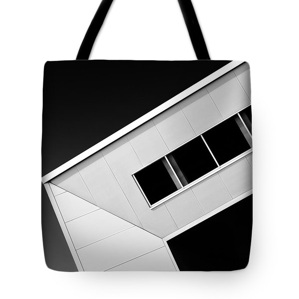 Office Corner Tote Bag by Dave Bowman