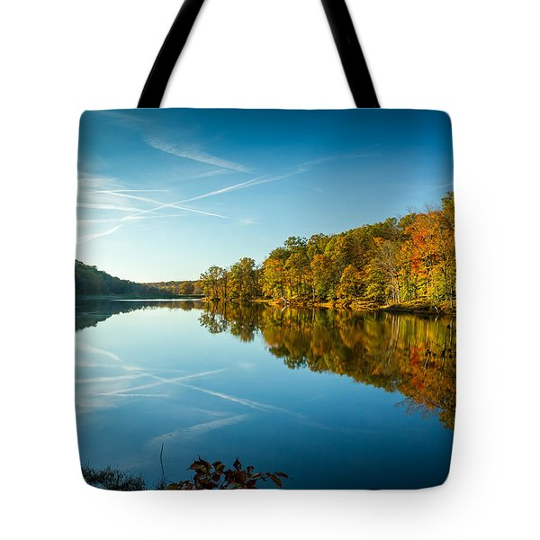 Ogle Lake Tote Bag