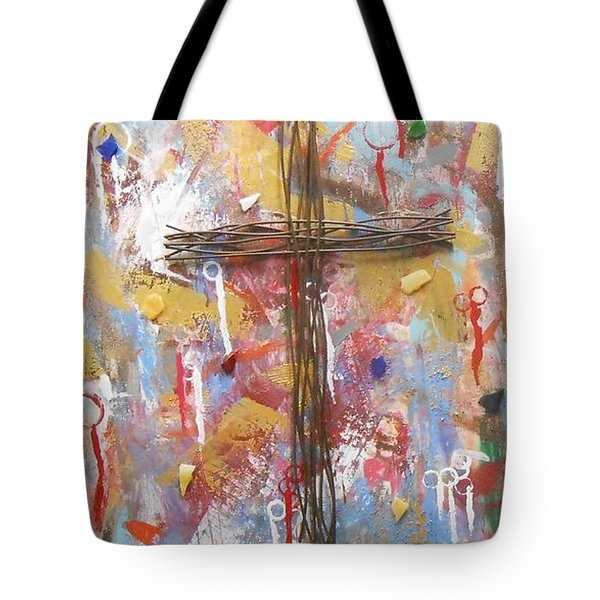 Oh Heavenly Father Tote Bag