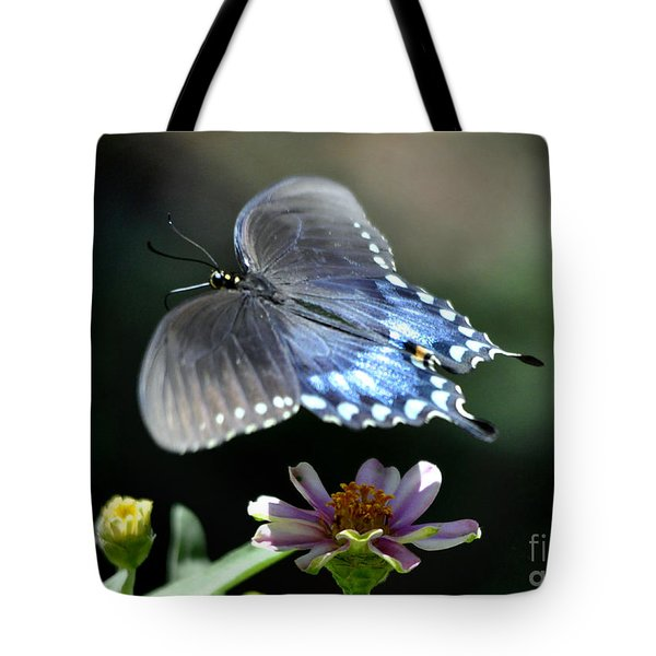 Oh Heavenly Garden Tote Bag by Nava Thompson