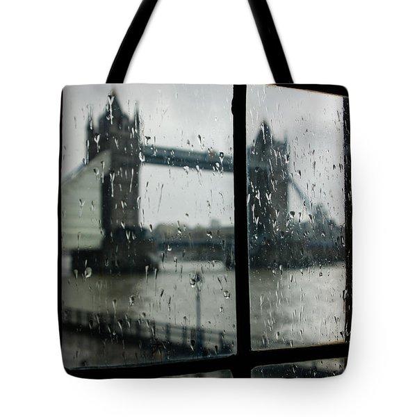 Oh So London Tote Bag