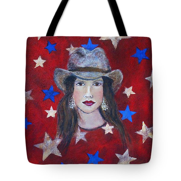 Oh Suzannah Tote Bag by The Art With A Heart By Charlotte Phillips