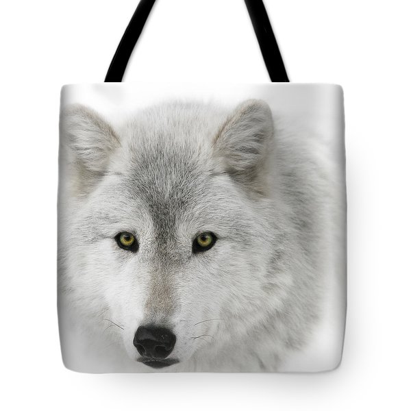 Oh Those Eyes Tote Bag by Wes and Dotty Weber