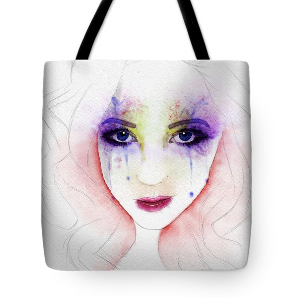 Oh Those Eyes Tote Bag