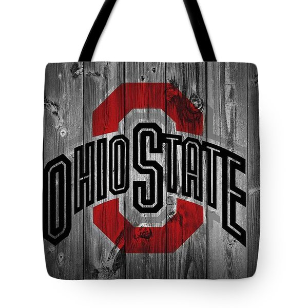 Ohio State University Tote Bag by Dan Sproul