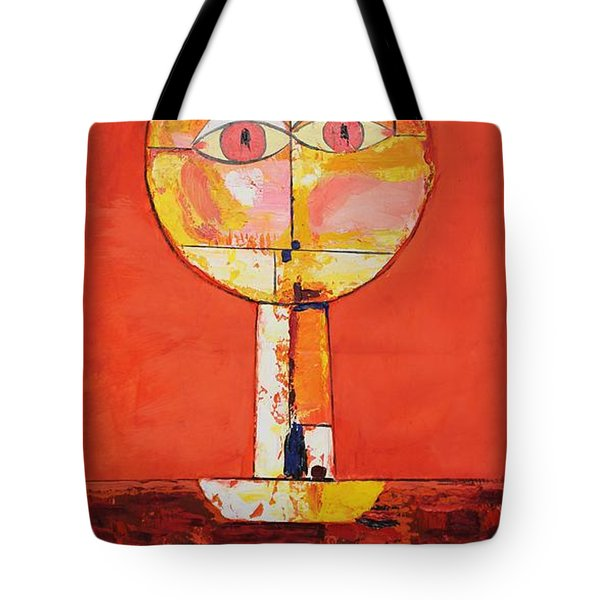 Oil Msc 020 Tote Bag