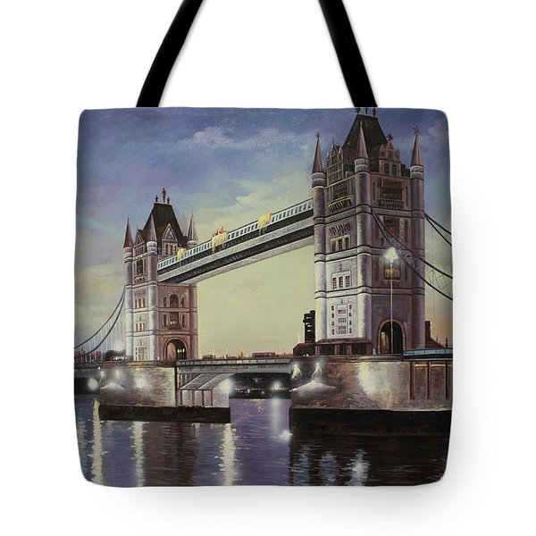 Oil Msc 046 Tote Bag
