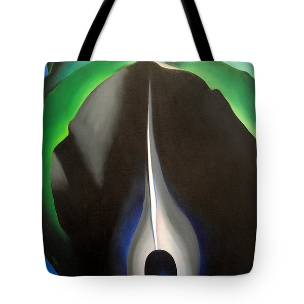 O'keeffe's Jack In The Pulpit No. V Tote Bag