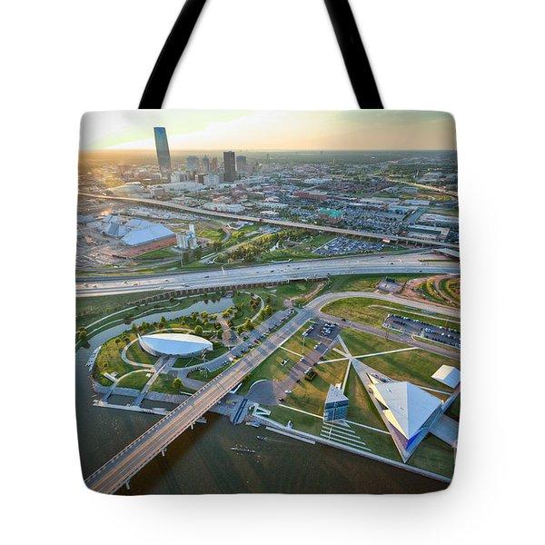 Oks001-40 Tote Bag