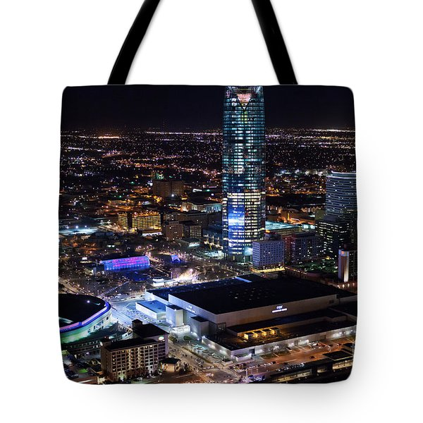 Oks001-8 Tote Bag by Cooper Ross