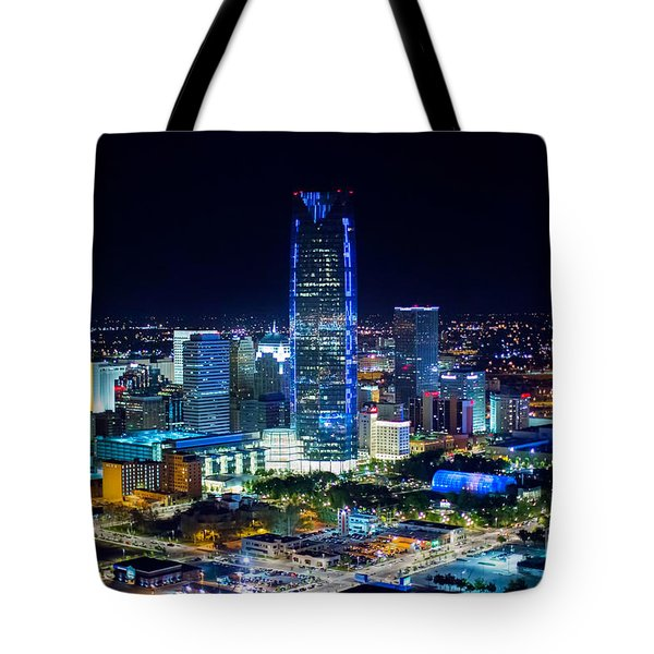 Oks0052 Tote Bag by Cooper Ross